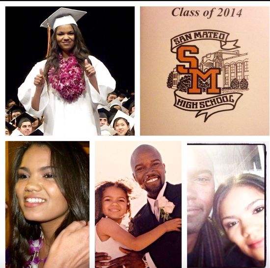 My Firstborn Daughter Graduated From The High School I Attended Simply A Gift From Heaven My Heart Grew The First Time I Held Her In My Arms Raised An Athlete Invest Everything To My Kids Broke My Family Pattern Of Absentee Father Trail Of Happy Tears 1 down 2 to go