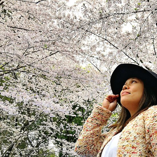 #springtime #springbreak #cherryblossom #travelphotography #travel #ootd Young Women Women First Eyeem Photo EyeEmNewHere Inner Power End Plastic Pollution