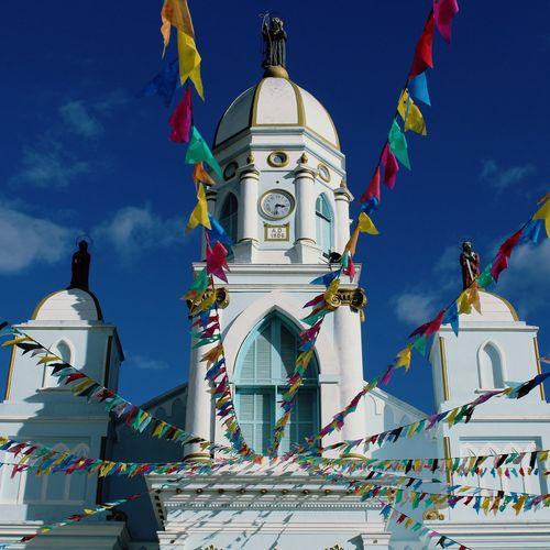 Bandeirolas #architeturphotographic #artphotografic #churches #travel #architecture