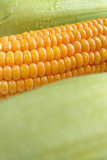 corn on detail