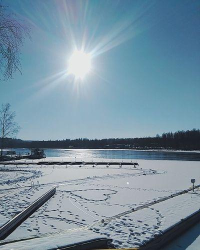 Spring Satama Pumppuhuone Finland Heart ❤ Sun