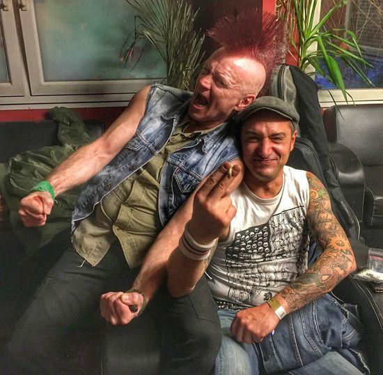We rock ! Punk Punkrock Punk Rock Punk Style Punks Punksnotdead Punks Not Dead Oi Rock'n'Roll