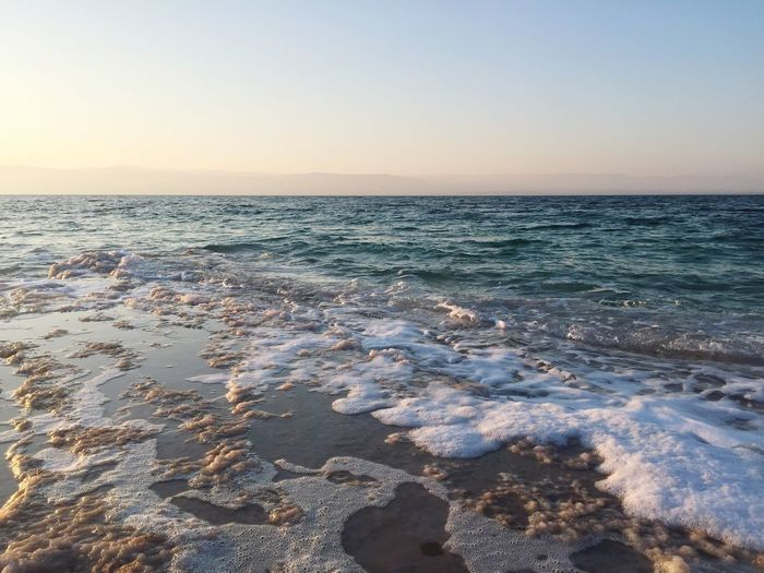 Landscapes With WhiteWall Deadsea Sea Sea And Sky Deniz Blue Sea Salt Jordan Nature EyeEm Best Shots EyeEm Nature Lover EyeEm EyeEm Gallery