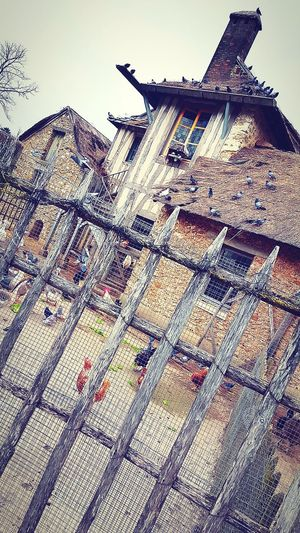 Barn Hamlets Barn Versailles Versailles Hamlet France Hameau De La Reine Rustic Style Retreathouse Beautiful Place Outdoor Photography My Capture  Travelgram Travel Photography Versailles France The Week Of Eyeem Building Exterior Chickens Pigeons Rustic Charm Retreat France Photos Showcase June