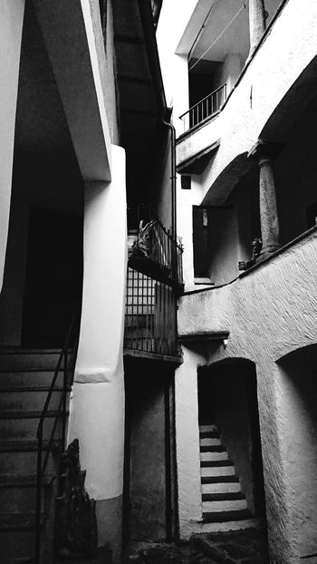 Home Old Town Stone Whitewashed Column Architectural Column Steps And Staircases Steps Staircase Railing Architecture Building Exterior Built Structure Historic