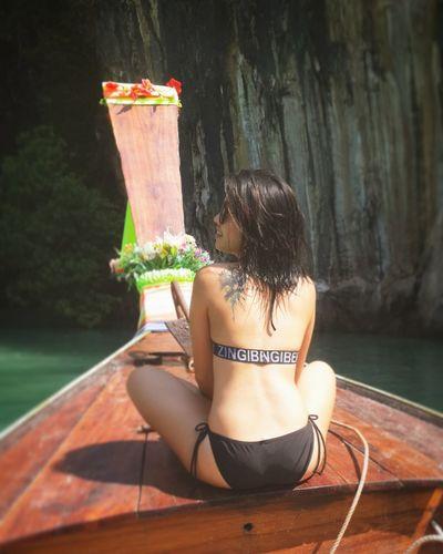 Karbi Summer Vacation Enjoying Life Thailand Trip