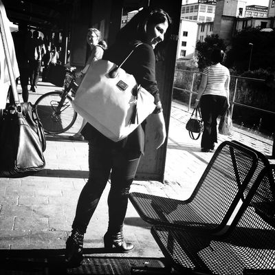 Blackandwhite Streetphotography Jena