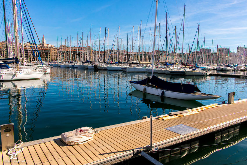 Boat Boats France Marseille Marseille Old Port Old Port Port Vieux Port Vieux Port De Marseille