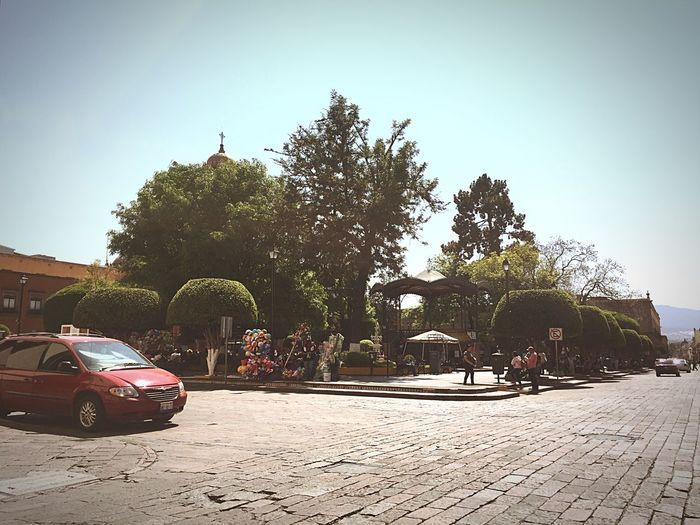 Downtown Querétaro Isherqro Isherphoto Queretaro,Mexico