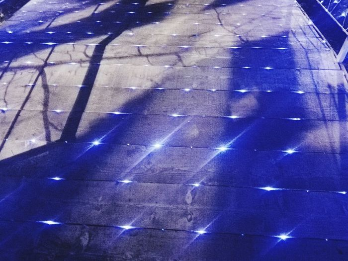 Illuminated No People Night Backgrounds Outdoors Galaxy City Life Phone Photography Style Alternative Fence Walking Around The City  Photography Directly Above Close-up