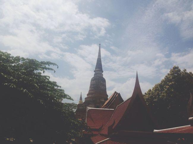 I'm here ?Thailand? Thailand
