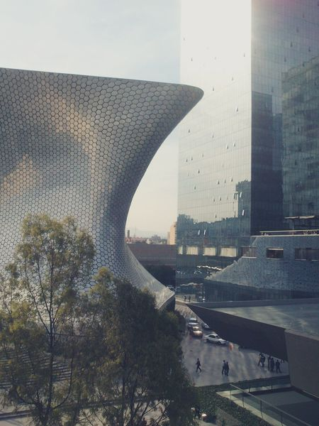 Modern Landscape|Modern Life Architecture Mexico City Urban Landscape BuildingPorn Urban Geometry Urbanphotography Shinning Bright Sun Shinning | City Series City