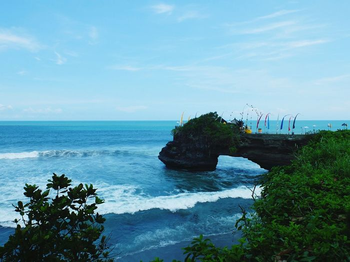 Travel Travel Destinations Sea Blue Water Outdoors Beauty In Nature Nature Day Sky
