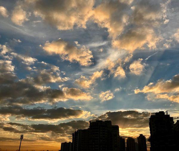 Dramatic sky 🌌