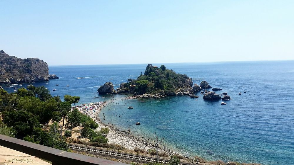 Lamiafelicità Traveling Beauty In Nature Isolabella Summertime Relaxing Siciliabedda Capture The Moment Taormina Lifeisbeautiful Trip Enjoying Life Taking Photos