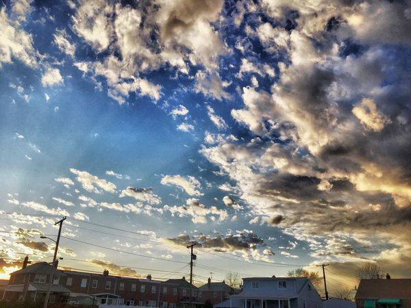 Good afternoon world. IPhoneography Clouds And Sky EyeEm Nature Lover Clouds Sky_collection The Great Outdoors - 2016 EyeEm Awards The Great Outdoors With Adobe