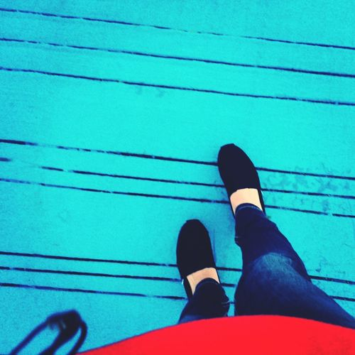 Toms❤ Blueprint Skywalk..