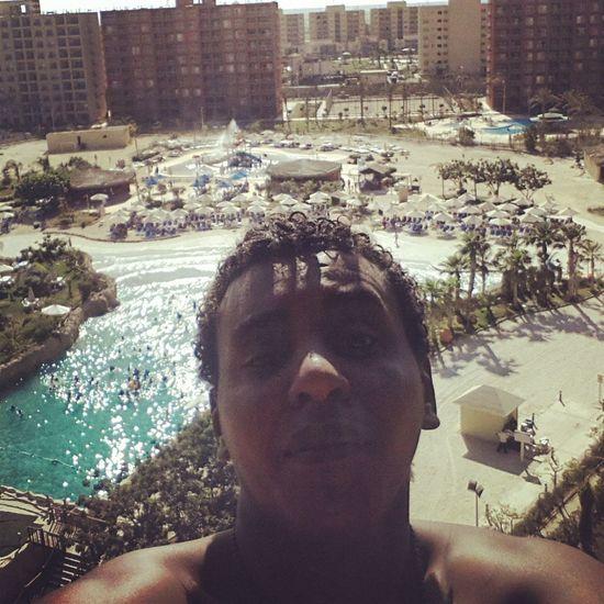 Relaxing en porto marina 2013 Egypt That's Me Taking Photos
