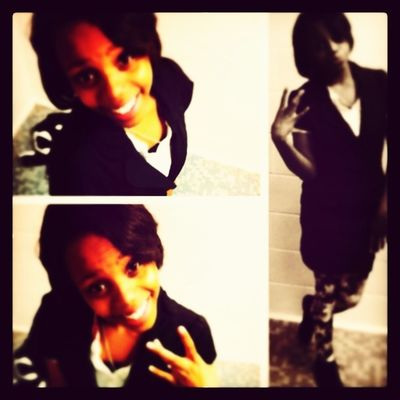 I was cute Fasum yesterday!!!