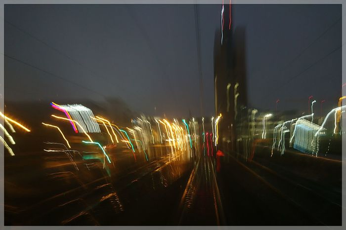 Guten morgen stürmisches Deutschland... Illuminated No People Outdoors Xperiaphotography EyeEm Deutschland City Public Transportation Abstract Photography Abstractions In Colors Streamzoofriends Streamzoofamily IMography Welcome To Black