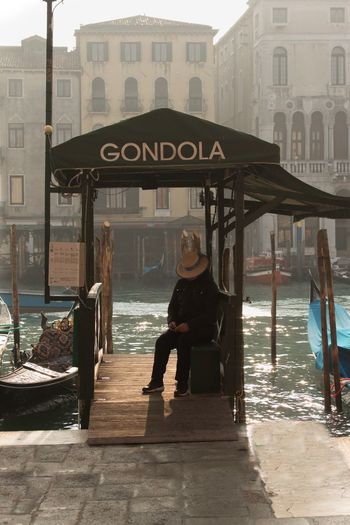 Venice Wow!! Chilled City Life View City Water Canal