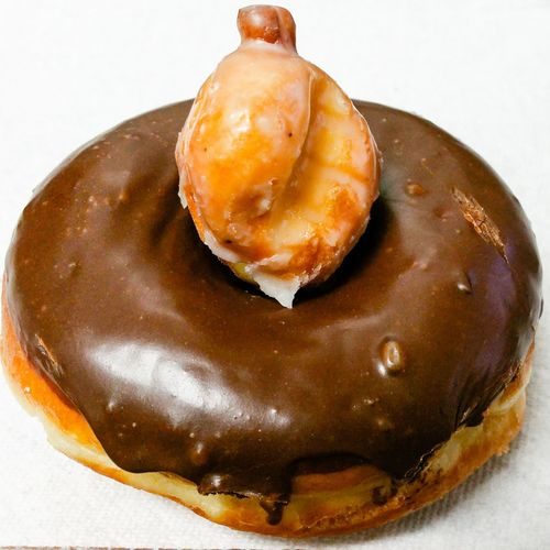 Donut hole in a