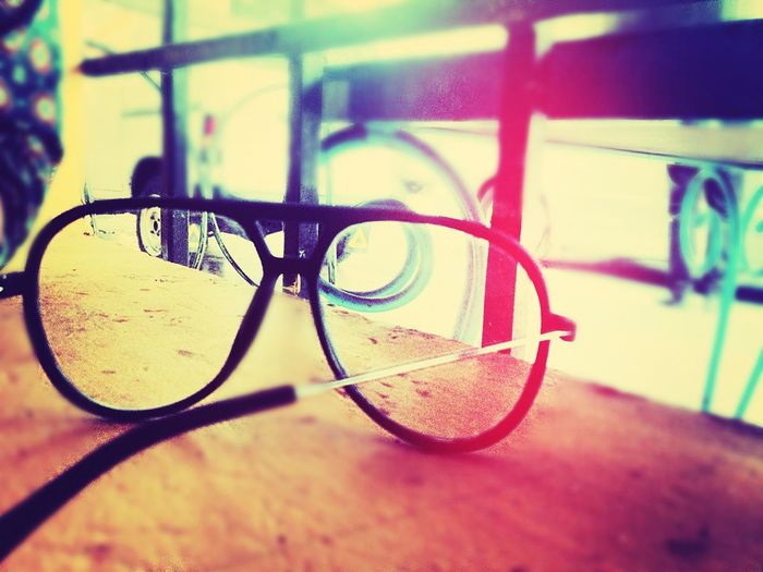 The World Through My Glasses!