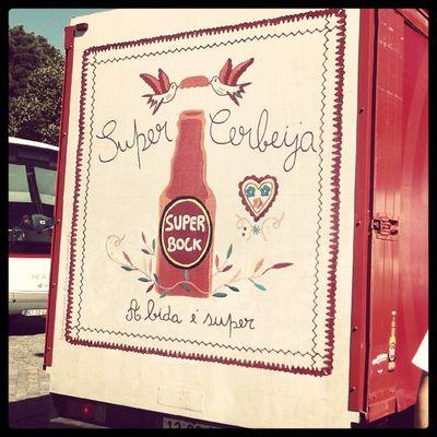 A vida e super ! Verão2013 Vianadocastelo Superbock AmigosDaBorga