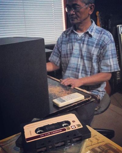 MEMORY FROM THE PAST Oyikk Sound Jakarta Instamusic Instadaily Partofjob Documentary Instagram Soulkitchen