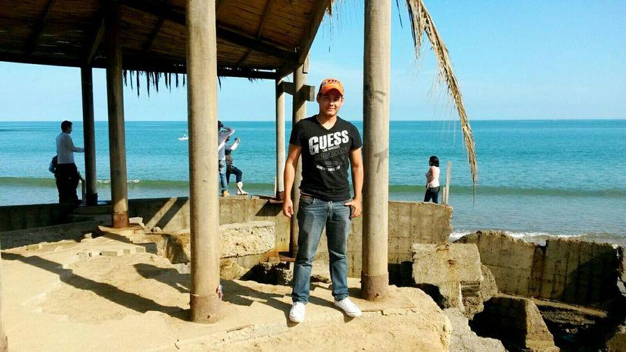Happyday That's Me Beach Traveling