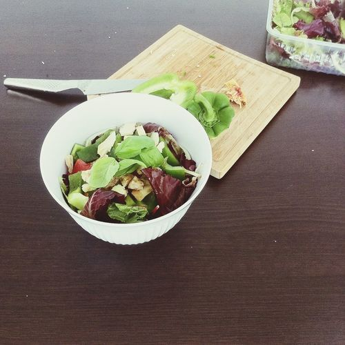 on repeat: Summer Salad