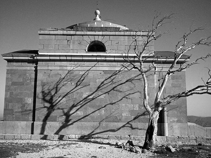 Black And White Black & White Temple Tree Croatia Mali Alan Shadow The Great Outdoors - 2016 EyeEm Awards