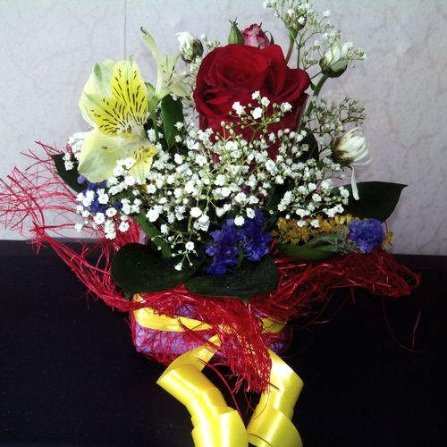 MyBirthday Motherslove Flowers I Am Happy Present 28thaugust