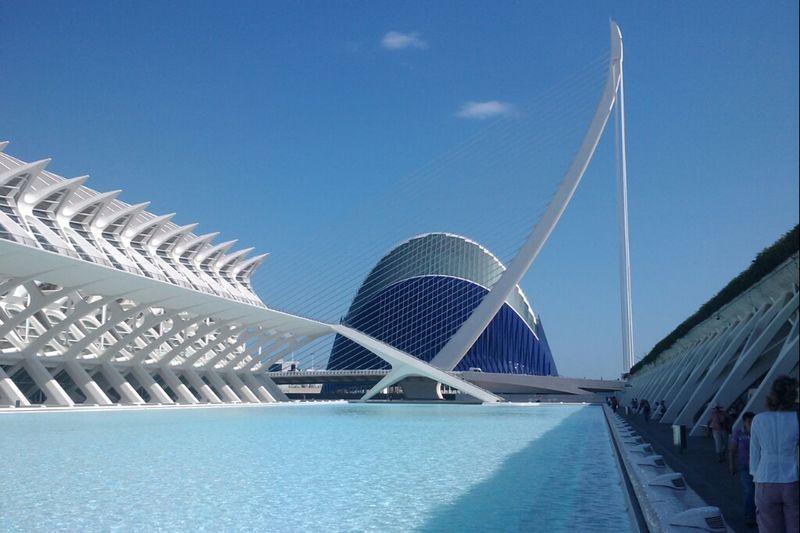 Museum Valensia Spanien