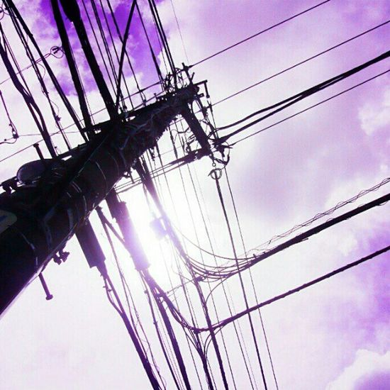 sky #electricline #powerline #sky #skylover Sky Powerline Skylover Electricline