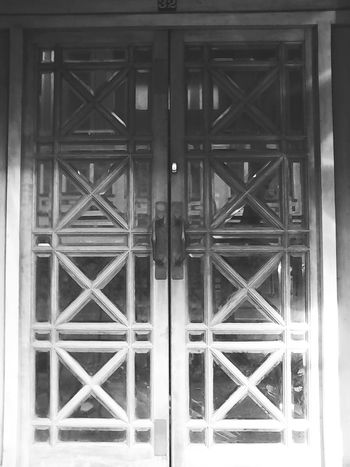 Wood - Material Built Structure Close-up Doors The Street Photographer - 2017 EyeEm Awards EyEmNewHere No People City Streets  Outdoors Blac&white  Art Deco Style