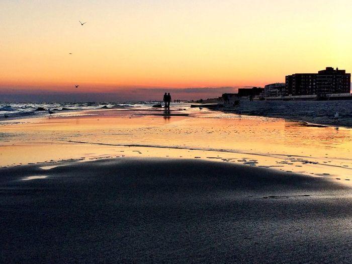 Sunset At Long Beach, NY Splendid_reflections Visualmagic EyeEm Best Shots