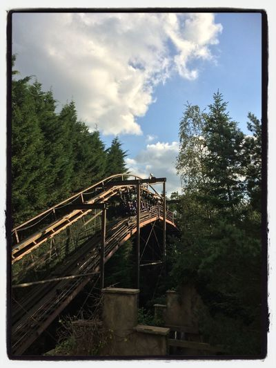 Vampire Ride Chessington World Of Adventures