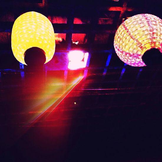 提灯 ちょうちん お祭り Festival