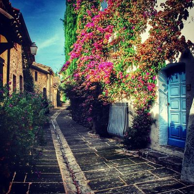 Village StTropez Beautiful Eurodiary amazing euro france french frenchriviera