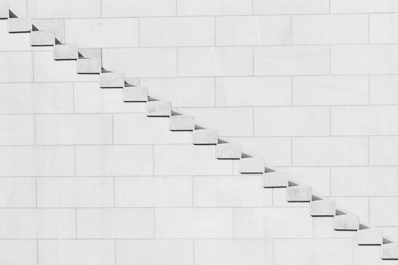 In A Row White Color Pattern No People Neat Day Angles And Lines Minimal Monochrome Minimalism EyeEm Selects EyeEm Ready   The Graphic City The Architect - 2018 EyeEm Awards