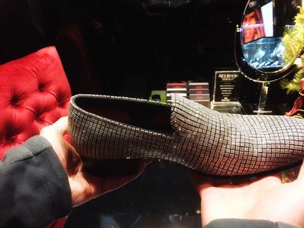 Diamonds shoes Tom Ford