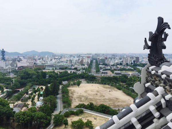 Himeji Castle Castle Hello World