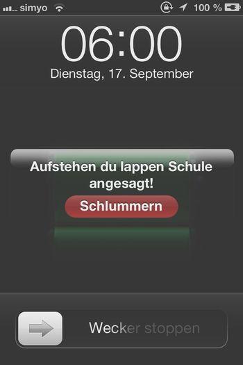 let's go! School Ich Will Nicht :(( First First Day Of School