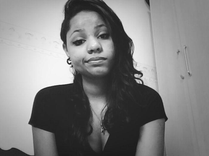 Me Girl Black & White Swag
