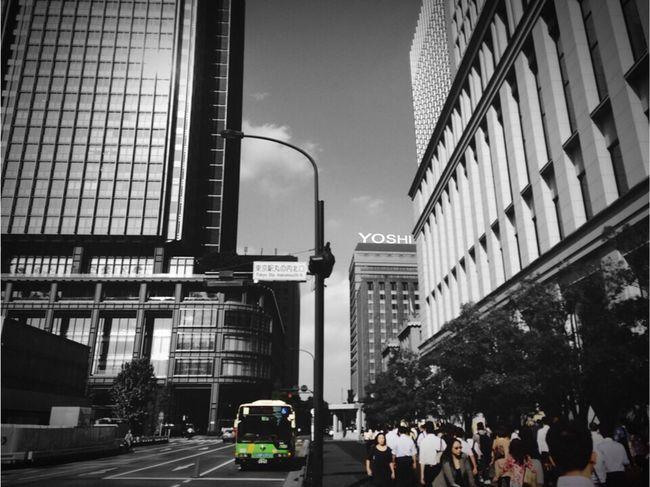 おはようございます😊 また一週間が始まってしまいましたね💨 今週も頑張りましょう👍✨ Tokyo,Japan Cityscapes EyeEm EyeEm Best Shots Light And Shadow EyeEm Gallery Hello World Beautiful Day Ontheroad Good Morning
