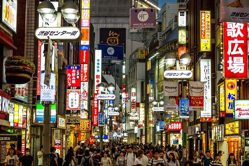 Some month ago in Shibuya Wu_japan Icu_japan Tokyocameraclub 渋谷センター街 Travel Destinations City Street Travel Photography Travelblogger Travelgram Loves_japan Street Photography Citylights Capital Of Asia Architecture Large Group Of People Japan_night_view Japanese Style Tokyo Street Photography Tokyo Street View Metropolis Capital Cities  Cosmopolitan
