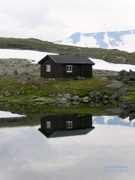 Norway Middleofnowhere Norwegian Landscape Reflection Colour Of Life Ontheroad Peaceful View Holiday Lake Colour Of Life