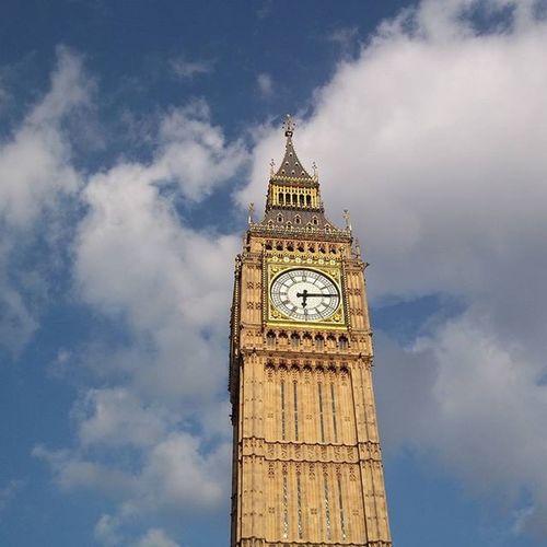 Bigben Clock Londonlife Time Littleclock Londoncity LondonCenter Parlament Londonparlament