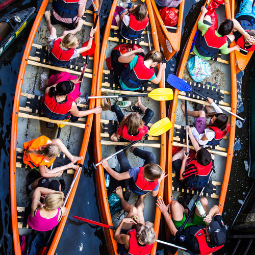 Canoes Day High